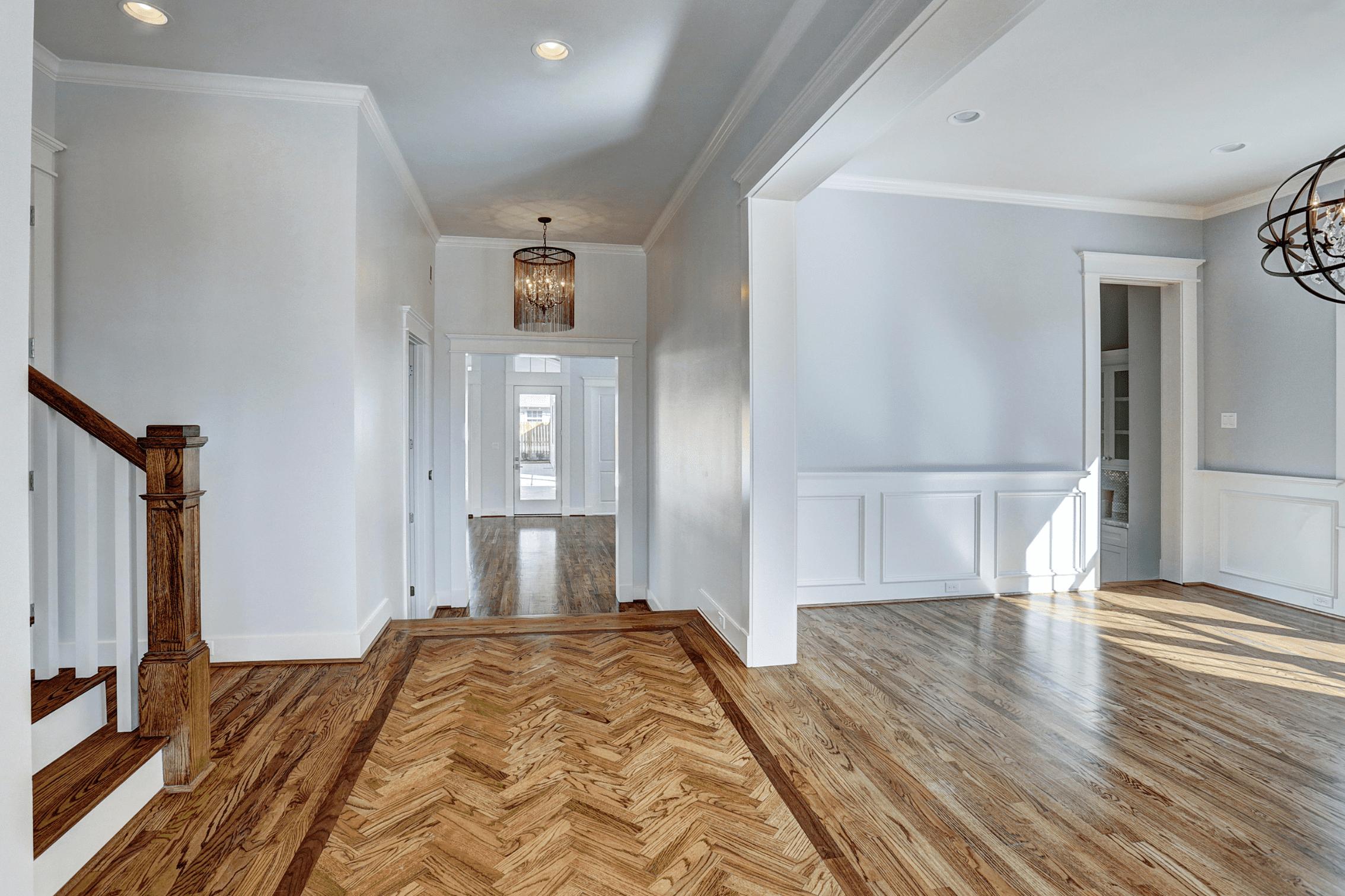 First Floor Open Layout in Houston