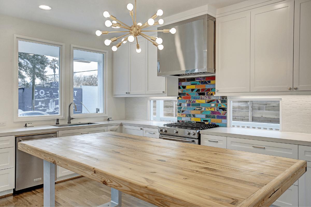 Luxury Home Builders Full Kitchen Remodel