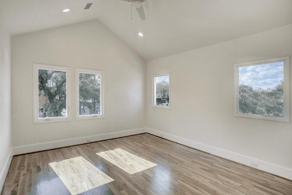 Custom Home Room Addition in Houston