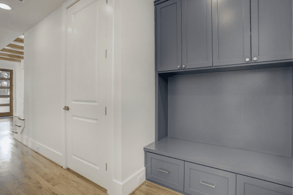 Extra Storage Space in a Custom Home in Houston
