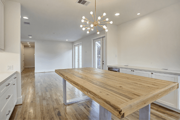 Houston Kitchen Remodel in a Custom Home