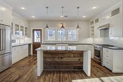 Luxury Home Kitchen Remodel in the Houston Heights Neighborhood