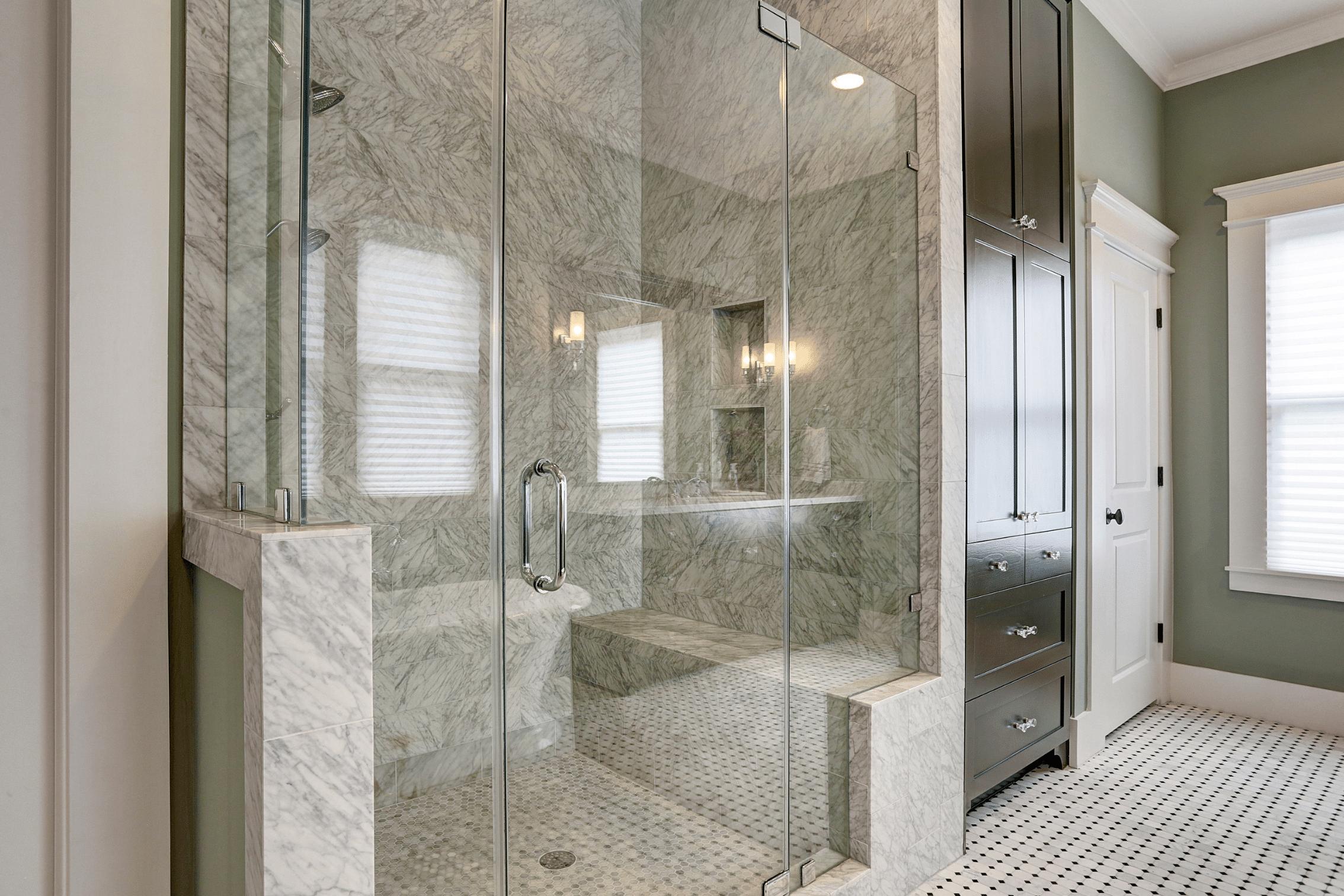 Custom Home Builder Bathroom Remodel Houston