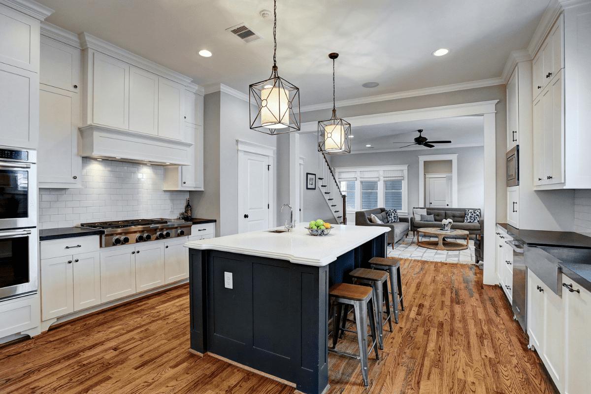 Home Builders in Houston