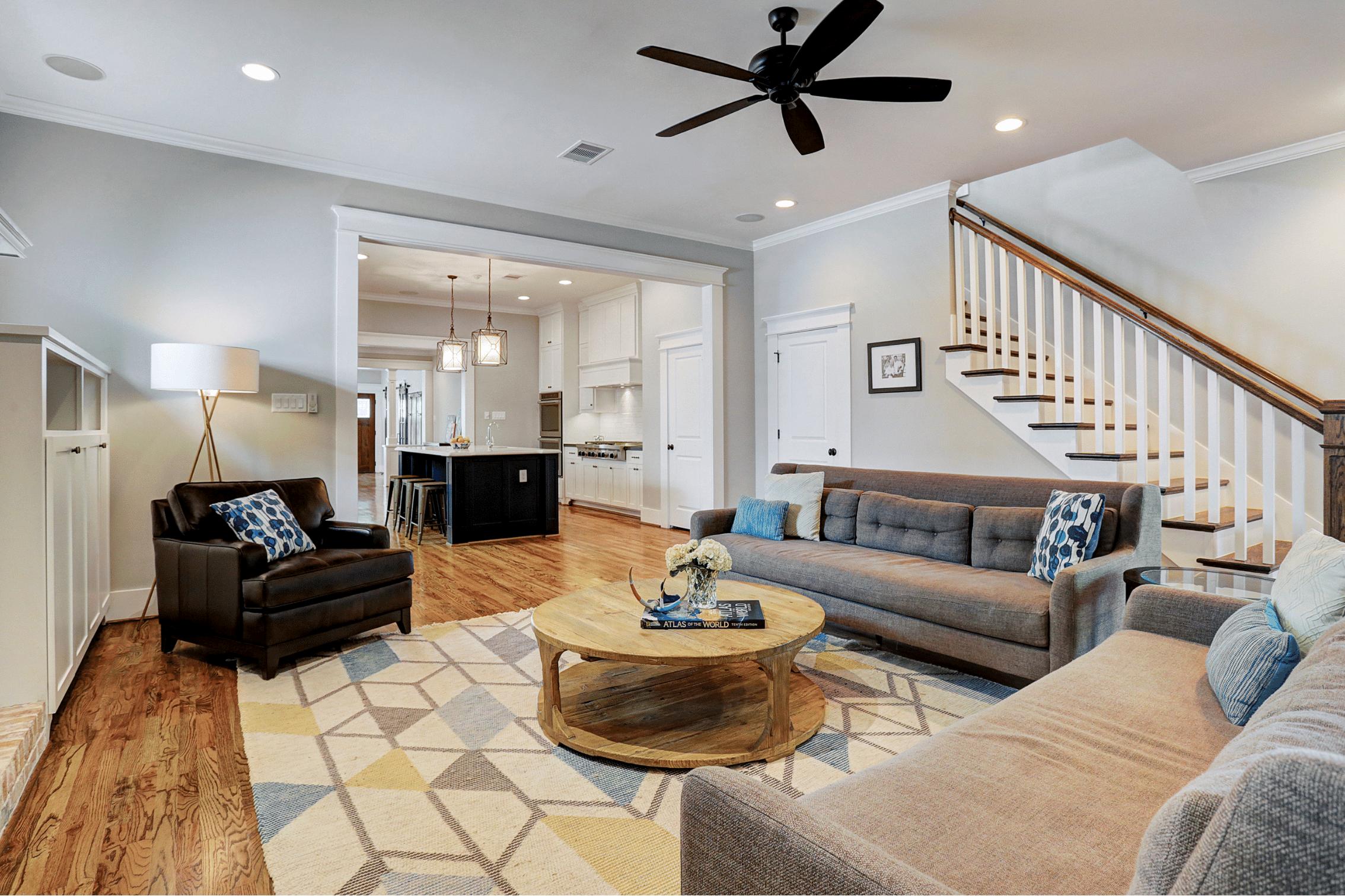 Master Remodelers Houston Living Room