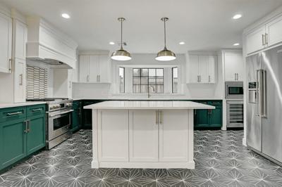Whole Kitchen Renovation With Island Houston
