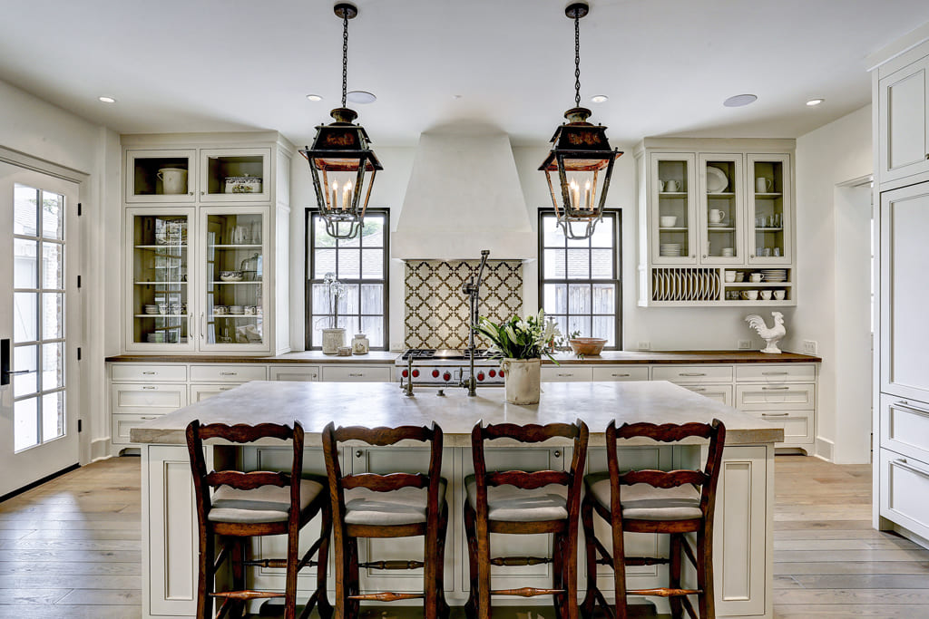 Willers Way Kitchen with Extra Large Kitchen Island