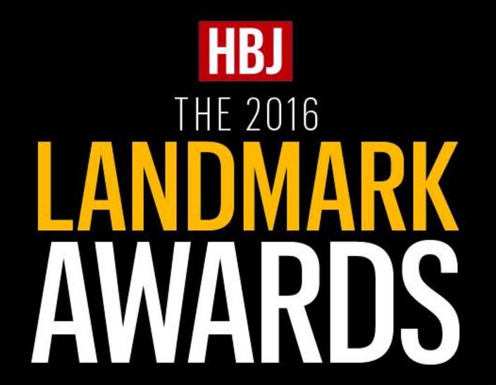 HBJ Landmark Award 2016